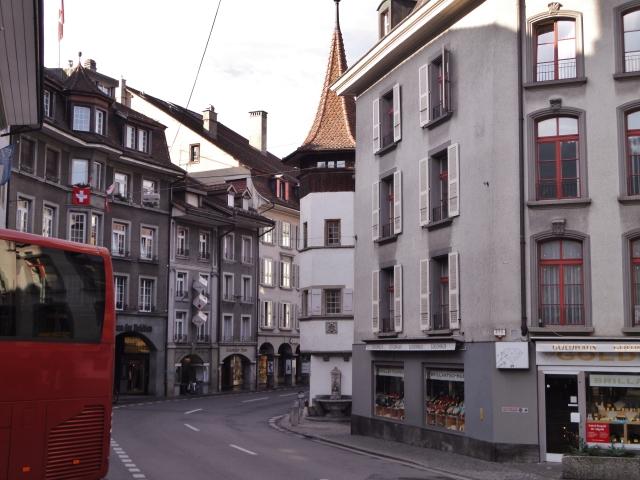 Street in Thun