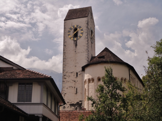 Church of Amsoldingen
