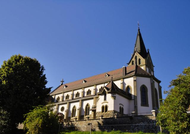 Church of Heitenried